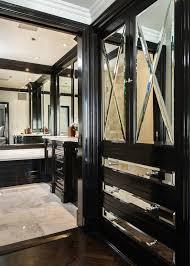 mirrored closet cabinets