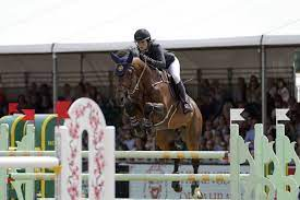 Equestrian Jessica Springsteen, Bruce's ...