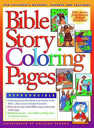 Gospel Lights Bible Story Colouring Pages Ivangeli Sunday School