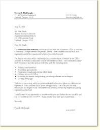 Modern Bullet Points Resume Cover Letter Template With Bullet Points Cover Letter For