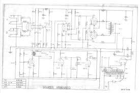 selmer vanguard schematic selmer vanguard 15 watt amplifier schematic wiring diagram
