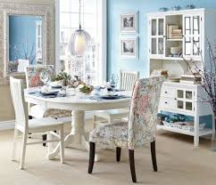 vintage dining room design with pier one ronan dining table white color white wooden dining