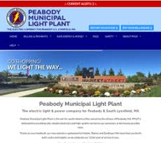 Peabody Municipal Light Plant Competitors, Revenue and Employees - Owler  Company Profile