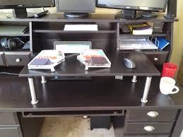 keyboard riser shelf