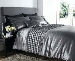 black and silver bedding comforter set red sets gray white purple
