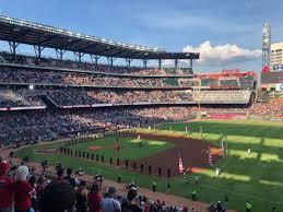 Suntrust Park Section 215 Home Of Atlanta Braves