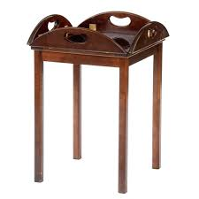 butler side table butler side table butler loft round side table