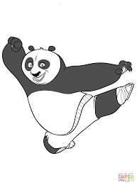Giant panda coloring pages | Free Coloring Pages