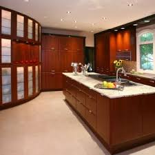 newark wood cabinets kitchen contemporary with island cabinetry white ceilings