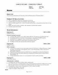 Cover Letter Examples For Receptionist Fresh Sample Cover Letter For