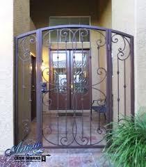 front door gate. Pics Of Front Door Security Iron Gates | All Products / Exterior Windows \u0026 Doors Gate