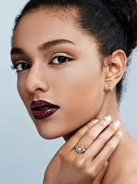 play up warm skin tones with these glamorous wedding makeup tips
