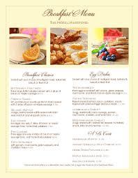 breakfast menu template breakfast menu template musthavemenus