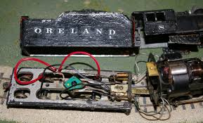american oo today wiring the scale craft universal motor to a fast forward to a recent purchase oreland no 8 is a scale craft 4 6 0 a nason 2 8 0 tender it was clearly set up by the builder to run well on dc