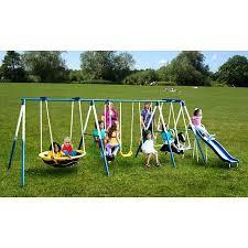 Yard Swings At Walmart Image Of Wooden Swing Sets At Outdoor Swings ...