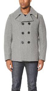 Gerald & Stewart by Fidelity Wool Quilt Lined Pea Coat | EAST DANE ... & Gerald & Stewart by Fidelity Wool Quilt Lined Pea Coat | EAST DANE Use Code  EDNC18 for 15% Off Adamdwight.com