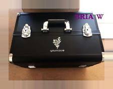 1 younique huge traveling makeup trunk locks es with keys