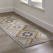 top yellow kitchen throw rugs decoration wool hall runner foot rug 3 throughout runners prepare 17