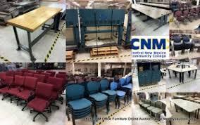 Cnm Office Furniture Equipment Online Auction