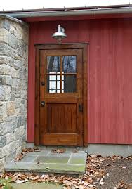 red and white barn doors. Custom Sliding Doors Are Key To Keeping This Barn Functional. For Project We Used Red And White A