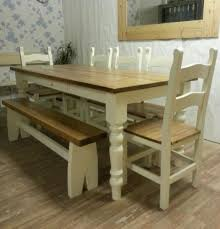 Dining Room  Distressed Dining Room Table Design Ideas - Distressed dining room table and chairs