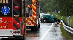 Vermont Woman Killed In Hartland Crash