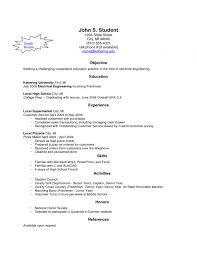 Professional Resume Builder Free Sample Cover Letter For Finance