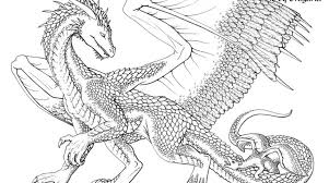 Small Picture Dragon Coloring Pages Adults Colorine Gekimoe 39702