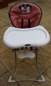 graco mickey minnie disney high chair
