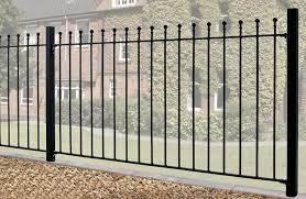 manor wrought iron style metal garden