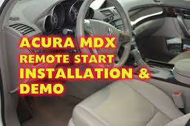 acura mdx remote start alarm installation idatalink and dei acura mdx remote start alarm installation idatalink and dei python remote start by autotoys com