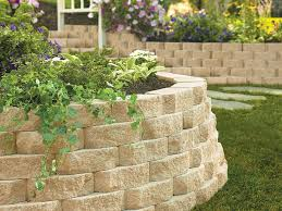 garden blocks. Garden Wall Blocks