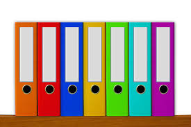 3 Ring Binder Size Chart All About 3 Ring Binders Types Features And How To Choose