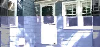remove storm door do replacing pella storm door glass