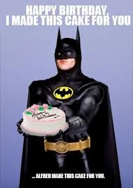 Batman Birthday Meme | Superheroes/The Occasional Villain ... via Relatably.com
