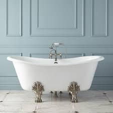 how to refinish a cast iron tub how to refinish a cast iron bathtub