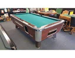 999 7ft valley 2 crosby pool tables