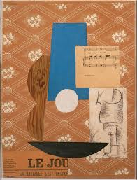 best art press images art diary art pieces  in his 1912 collage guitar sheet music and glass pablo picasso included a fragment of the french paper le journal