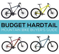 Cannondale Mountain Bike Frame Size Chart Buyers Guide Budget Hardtail Mountain Bikes Singletracks