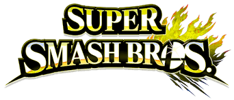 Super Smash Bros Logo | Yellow Theme by ShyGuyChild on DeviantArt
