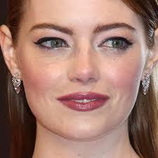 mickey avalon lips makeup teedtofeators emma stone landmark prphotos makeup love her eyes caked up