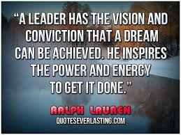 Quotes About Vision Gorgeous Leadership Vision Quotes Friendsforphelps