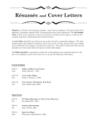 What Is Meant By Cover Letter In Resume Resume And Cover Letter Meaning Resume For Study 32