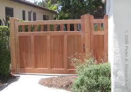 wood fence driveway gate.  Fence Southwestern Driveway Gates  Los Angeles  In Wood Fence Gate A