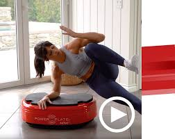 Power Plate Home