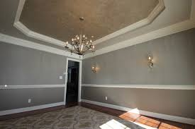 metallic interior paintCeiling paint treatments that wow  AFP Interiors