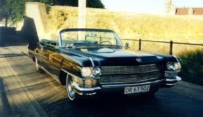 TakeMyFile: Jannick Halben of Denmark...shows us his 1964 Eldorado ...