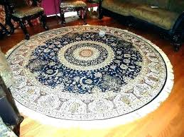 3 ft round bath rug 5 area rugs 4 foot brown circle by