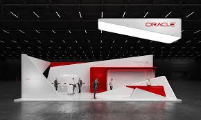 Stand Design Oracle Exhibition Stand Design Idea Gm Stand Design