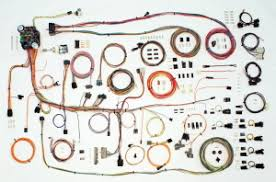 american autowire factory fit wiring harness kits classic car wiring harness at Factory Fit Wiring Harness